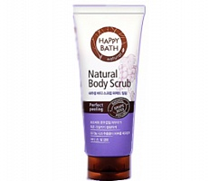 Скраб для тела Happy Bath Natural Body scrub Совершенство, 200мл