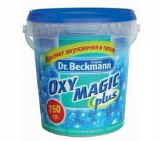 Пятновыводитель OXY magic plus, 750гр