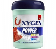 SANO Oxygen Power Пятновыводитель для стирки 2 в 1 720 гр