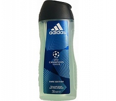 Adidas Body-Hair-Face Champions League Dare Edition Гель для душа мужской 250 мл