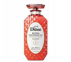 Moist Diane Extra Volume & Scalp Бальзам-маска кератиновая без силиконона и сульфатов с аргановым ма